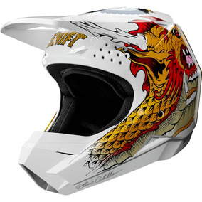 75b44de9766cb Casco Shift Whit3 Caballero Motocross Enduro Blanco