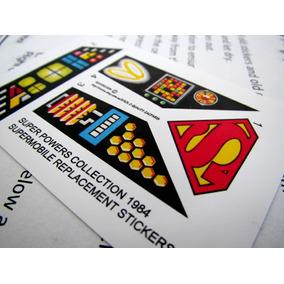 Adesivos Completos - Supermobile