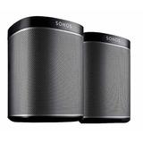 Sonos Play 1 X Dos Unidades! El Mejor Audio Domotica