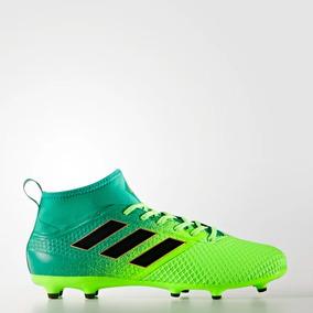Chuteira Adidas - Chuteiras Adidas para Adultos Verde no Mercado ... 5109552e5aa8b