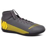 Tênis Futsal Infantil Nike Superfly 6 Club Cinza/amarelo