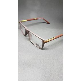 7b75a03b5eb4b Armação Óculos Mont Blan - Óculos no Mercado Livre Brasil