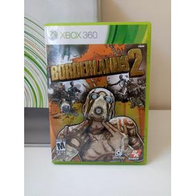 Jogo Borderlands 2 Xbox 360 - Frete R$12