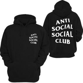 Sudadera Anti Social Club - Sudaderas y Hoodies Con Gorro de Hombre ... db7e2fca8b2
