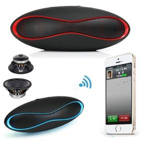 Caixa De Som Bluetooth Speaker Mini-x6 Frete Grátis