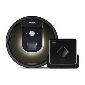 Combo Irobot - Roomba 980 + Braava 380