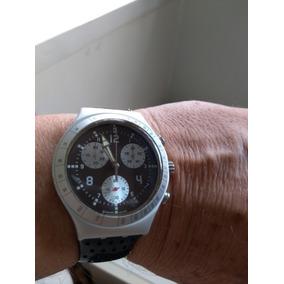 f3a14c2cd03 Relógio Swatch Irony Aluminium Masculino - Relógios De Pulso no ...