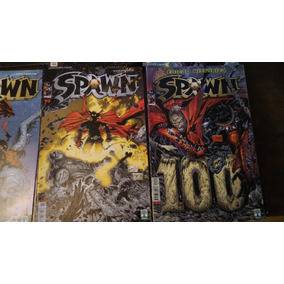 Spawn 178 Revistas - Completo!! + Godslayer De Brinde