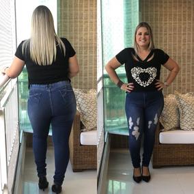 0291c37c8fd30 Calça Branca Feminina Enfermagem Cintura Alta - Calças Outras Marcas ...