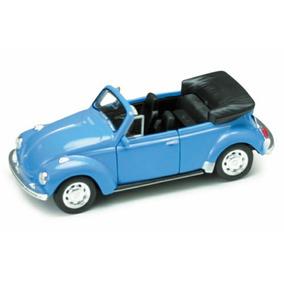 Fusca Conversível 1967 Azul