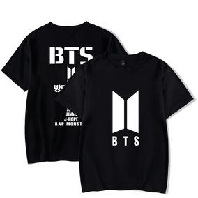 Camiseta Bts - Camisetas Manga Curta no Mercado Livre Brasil 5118d544a91