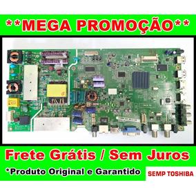 Placa Principal Tv Semp Toshiba Dl2970(b)w * Promoção *