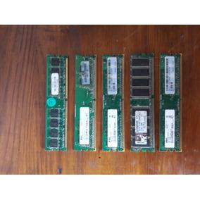 5 Memoria Ram Usadas