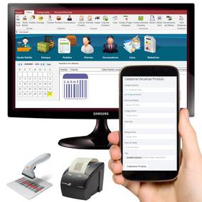 App Loja   Sistema Controle De Estoque Vendas Caixa Pdv