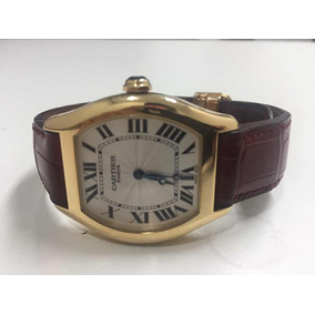 d4bc872f0bc Relógio Santos Cartier Aço E Ouro 18k (case 29mml). 1. Usado - Rio de  Janeiro · Relogio Cartier Tortue