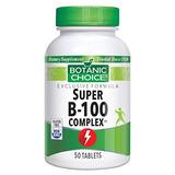 Botanic Elección Super B 100 Timerelease Vitaminas 50 Table