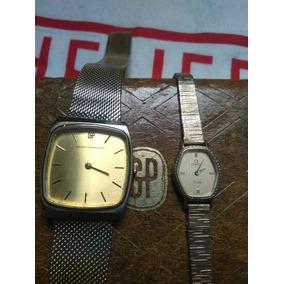 Omega Deville Para Dama Reloj
