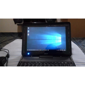 Notebook E Tablet 2 Em 1 Acer Iconia W500, Ssd 32gb, Touch