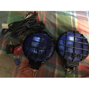 Halógenos 4x4 Con Kit De Instalación