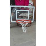 Aro Basketball Pequeño Con Soporte