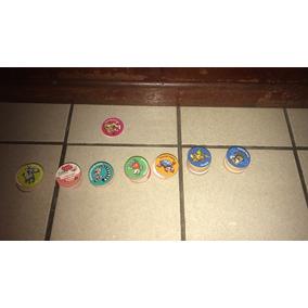 Coleção Completa Dos Tazos Ping Pong Anos 90! 150 Tazos!