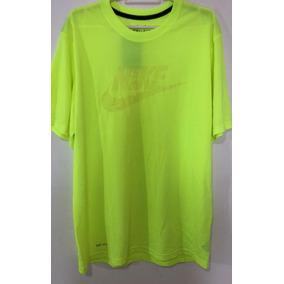Camiseta Nike Dri-fit Treino E Corrida Melhor Preco dc9704cb6e72d