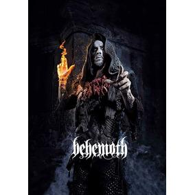 Behemoth - Nergal Poster A3 (42 X 29,7 Cm) Black Metal