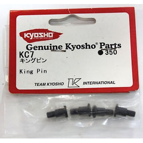 Kyosho Kc7 - S8-mt - King Pin 4/pk