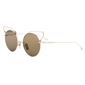 97534e04647 Banho De Ouro Serviço Sol - Óculos no Mercado Livre Brasil