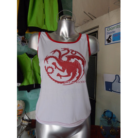 Playera Game Of Thrones, Juego De Tronos, Targaryen