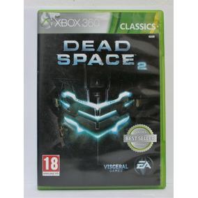 Dead Space 2 Jogo Terror Xbox 360 Usado Midia Fisica
