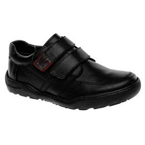Zapato Escolar Yuyin 28030 Niño 17-25 Envió Inmediato Casual