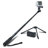 Repase El Monopod Extensible Stick Selfie De Xp Con El Sopor