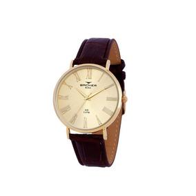 Relógio Backer Masculino Slim 10807142m Ch Original E Barato