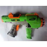 Pistola Nerf Dartag + 10 Dardos Ok