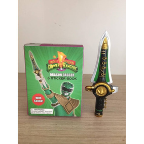 Power Rangers - Dragon Dagger / Ranger Verde