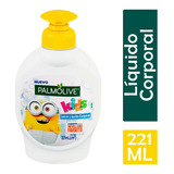 Jabón Líquido Para Manos Palmolive Minions 221ml