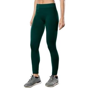 Calça Feminina Legging Canelada Academia Roupa Fitness