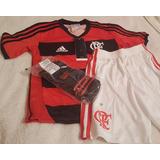 Kit Infantil Flamengo - Camisa Flamengo Infantis no Mercado Livre Brasil a34f7e8e8238e