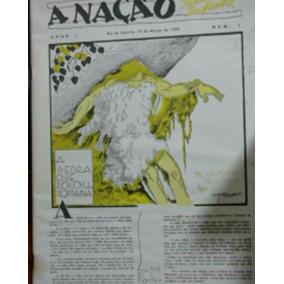 *sll* Revista A Nação Edição Comemorativa Do Cinquentenário