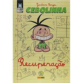 Livro Graphic Msp Cebolinha Recuperação