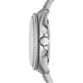 Relogio Fossil Prata Feminino Am - Relógios De Pulso no Mercado ... dea6678d5e