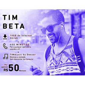 Convite Ou Migração Tim-beta Ate 35gb Beta Lab Promoçao