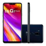 Smartphone Lg G7 Thinq 64gb Preto 4g Octa Core-4gb Ram Tel