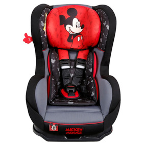 Cadeirinha Carro Bebê Reclinável Mickey Primo - 0 A 25 Kg