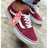 Tenis Vans Old Skool [2k19] Off The Wall Original