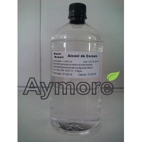 Álcool De Cereais Aymoré - 1 Litro