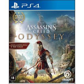 Jogo Assassins Creed Odyssey Edição Limitada- Ps4