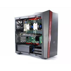 Estação De Trabalho Personalizada E Exclusiva Dual Xeon 4116