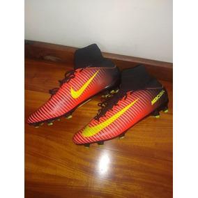 Chuteiras Nike Campo Cano Alto - Chuteiras Nike de Campo para ... 96a4a05ab3954